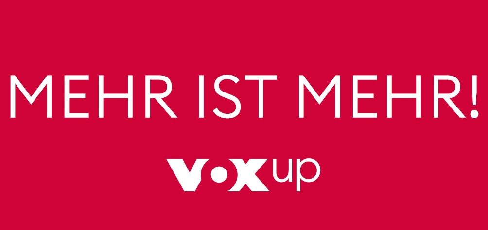 Voxup Programm Das Aktuelle Voxup Fernsehprogramm